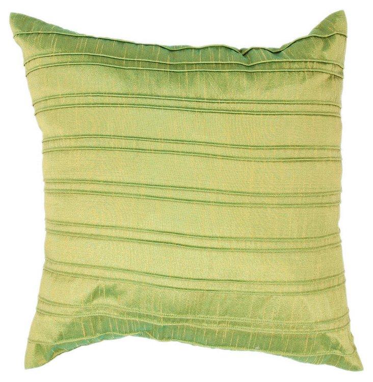 Horizon 18x18 Pillow, Green