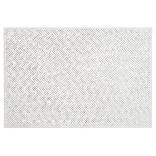 Astor Rug, Ivory/White