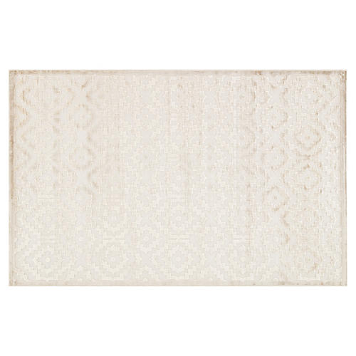 Pierce Rug, Cream/Gray