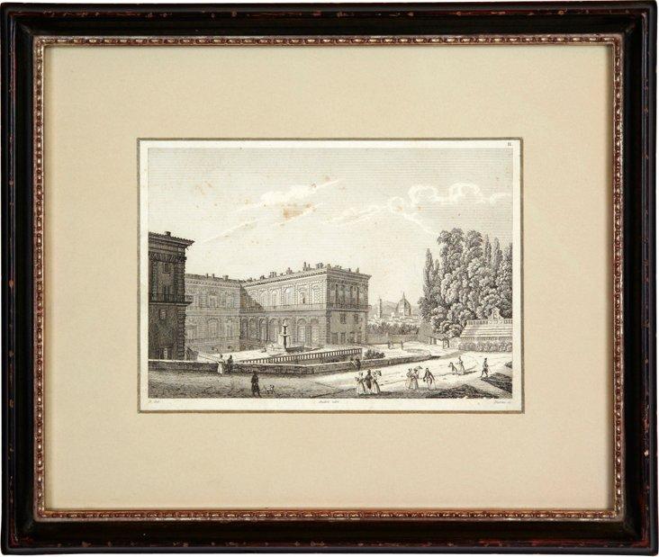 Palace Drawing