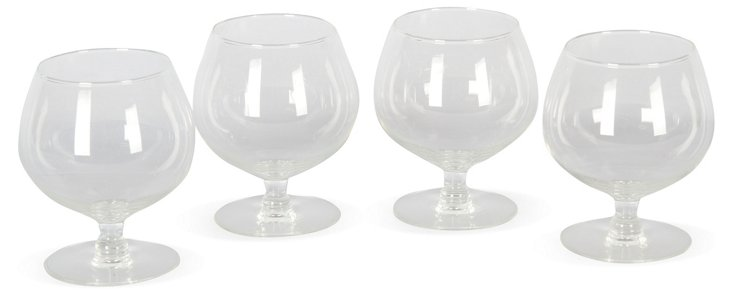Brandy Glasses, Set of 4