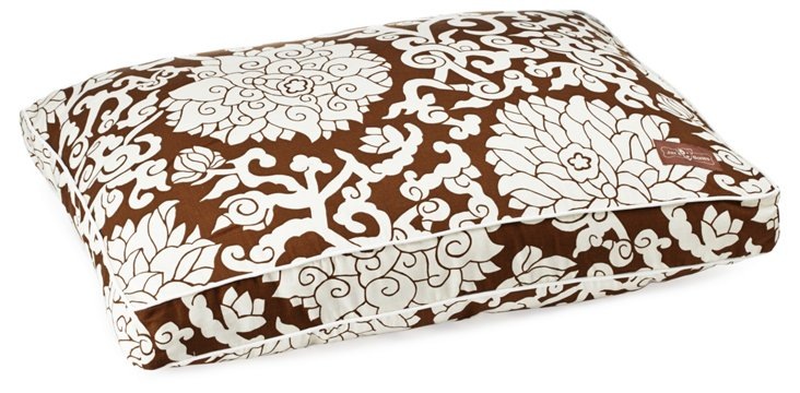 Chelsea Brown  Pillow Bed