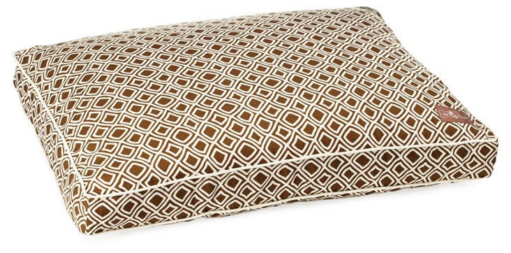 Cuadro Chocolate  Pillow Bed
