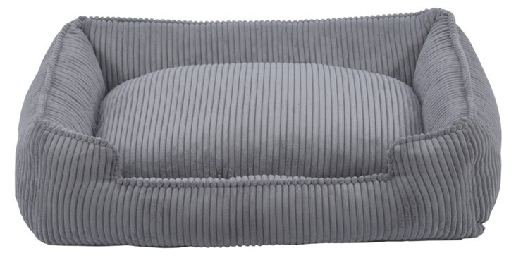 Dove Gray Lounge Bed