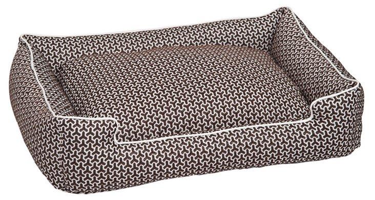 Eve Chocolate Lounge Bed