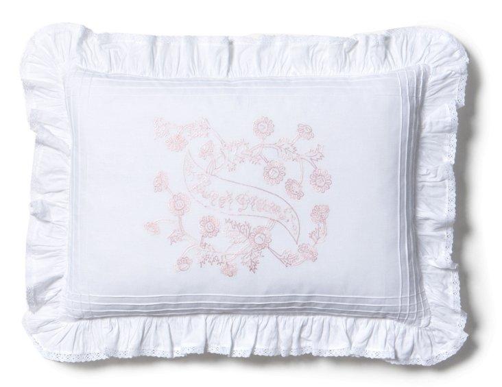 Sweet Dreams Boudoir, White/Pink