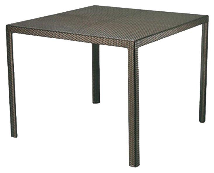 "Soho 49"" Bar Table, Bronze"