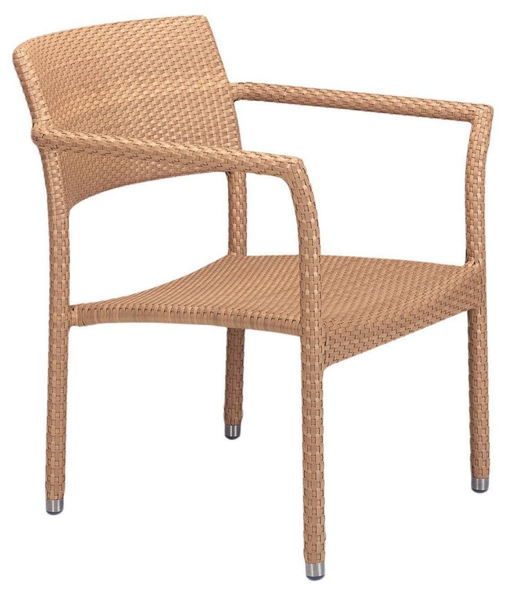 Holiday Lounge Chair, Natural