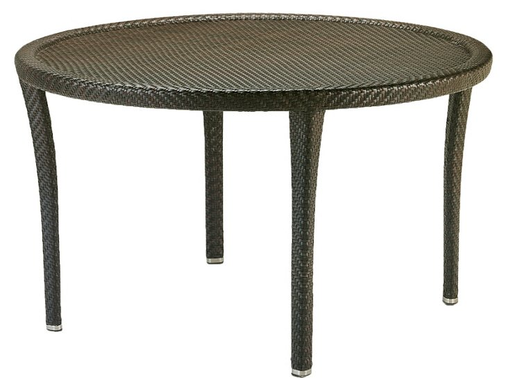 "Bonneville 51""Dia Round Dining Table"
