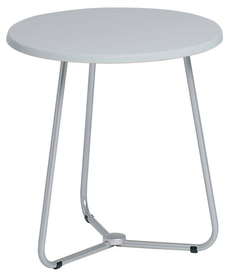 DNU, Dis Balcony Round Table, Silver