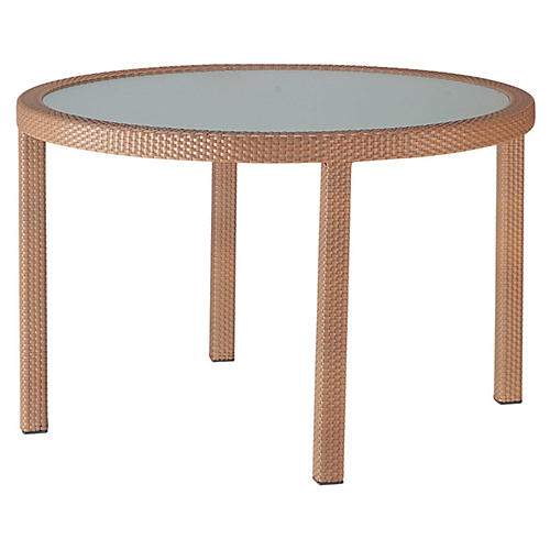 Panama Dining Table, Natural