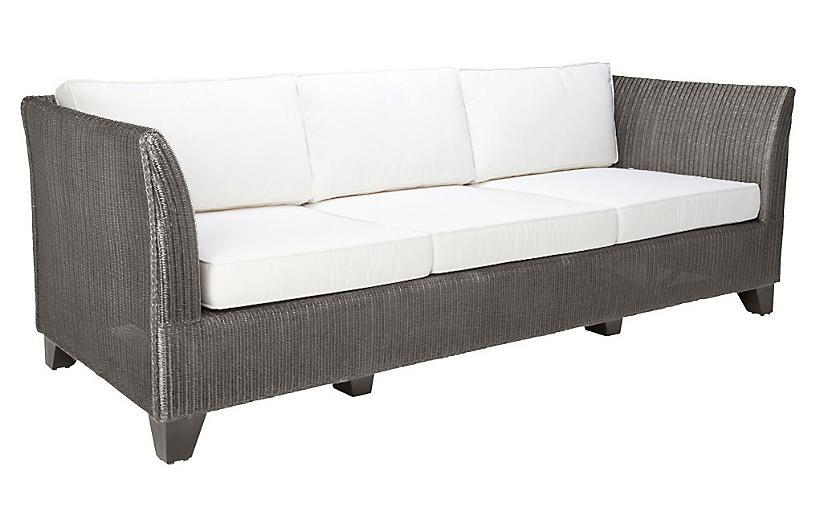 Gondola Sofa, White