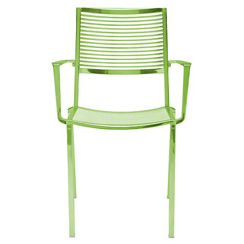 Easy Armchair, Green