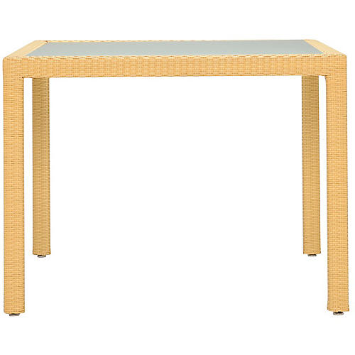 JANUSfiber Dining Table, Pecan