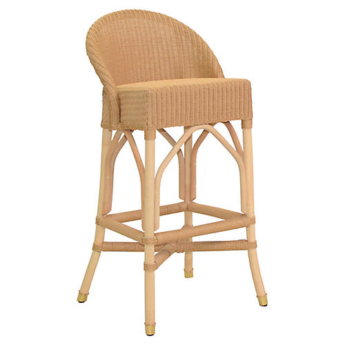 Weston Barstool, Natural