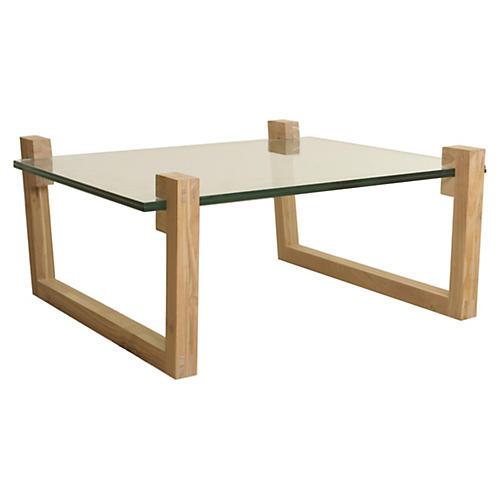 Lane Furniture Wood Coffee Table: Coffee Tables - Living Room - Furniture