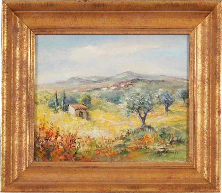 Michel Jamart Landscape