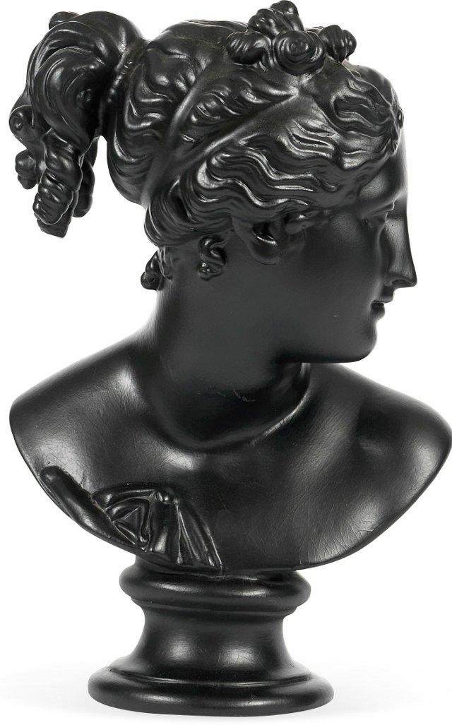 Porcelain Bust, Woman
