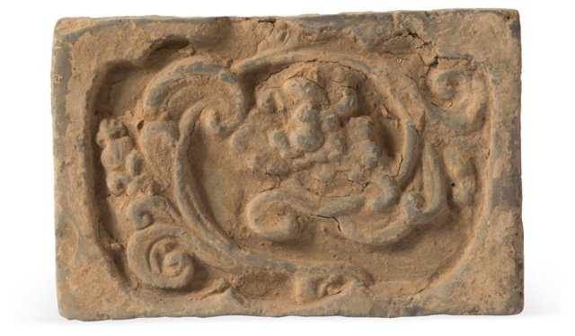 Chinese Song Dynasty Tile IV