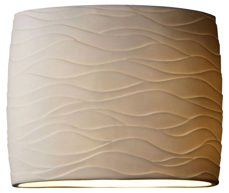 Ella 2-Light Oval Wall Sconce