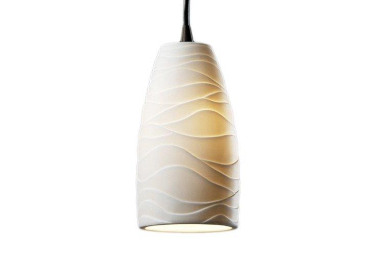 Vienne 1-Light Pendant, Bronze