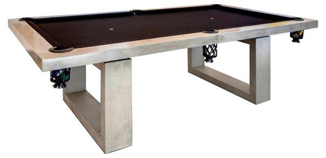 Pool Table, Black