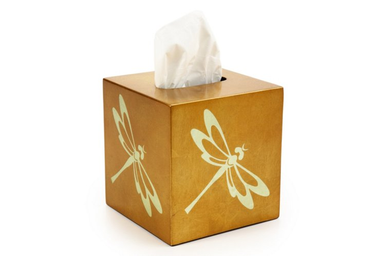 Tissue Box, Dragonflies