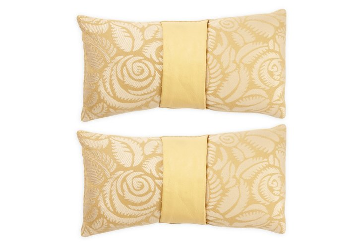 Anton 16x8 Pillows, Pair