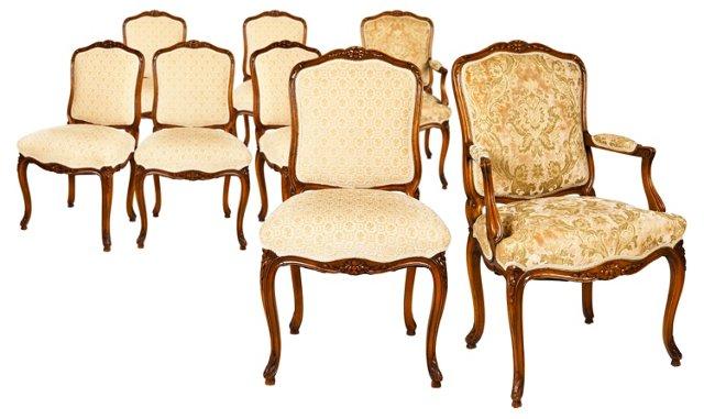 Lane Dining Chairs, Set of 8