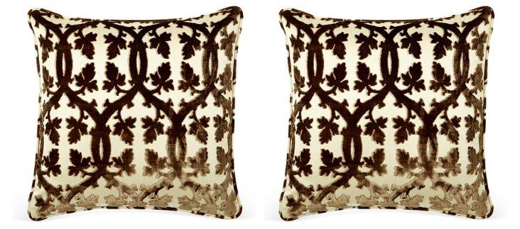 Agatha Pillow, Pair
