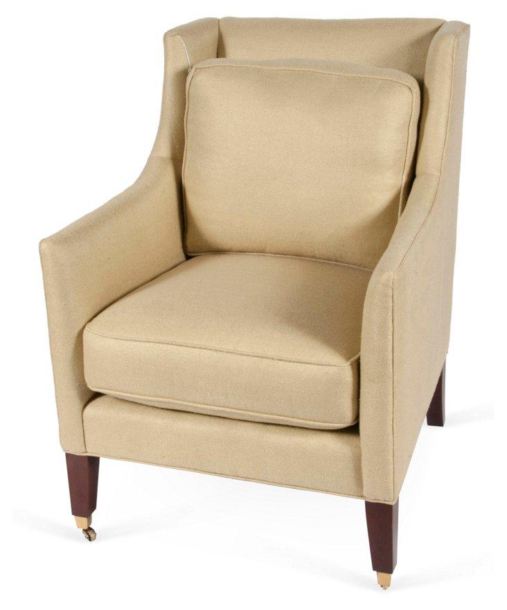 Baker Regency Chair