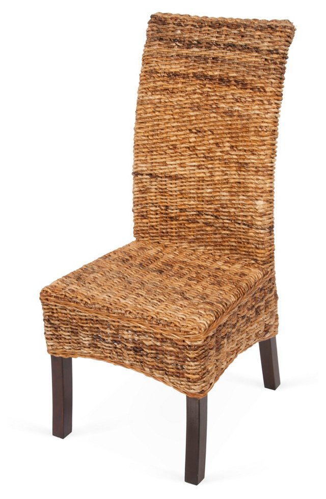 Banana-Leaf Chair