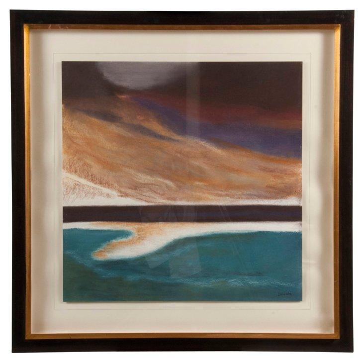 Horizon Waterscape Print