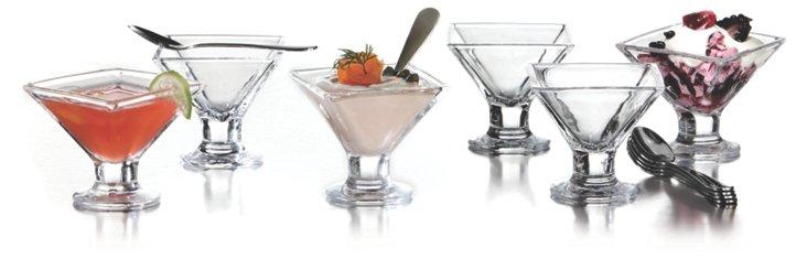 13-Pc Soho Taster Bowl Set