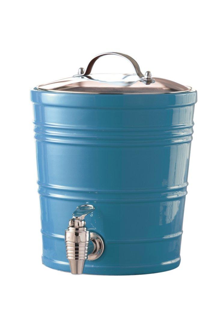 Beverage Dispenser, Blue