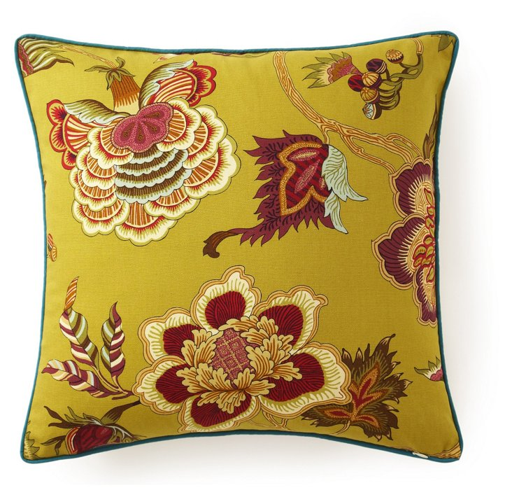 Jazmine 20x20 Pillow, Multi