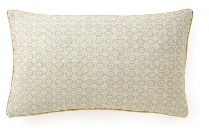 Diana 12x20 Pillow, Sky
