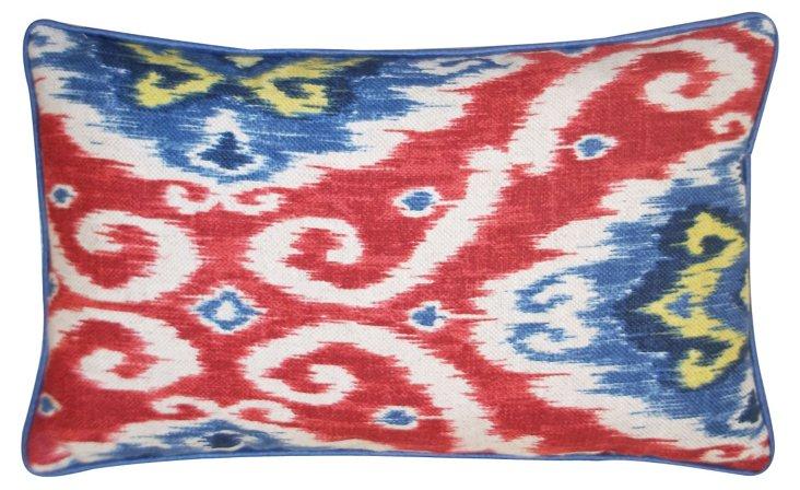 Kyllini 12x20 Cotton Pillow, Multi