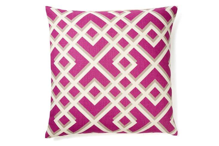 Flexi 20x20 Pillow, Purple