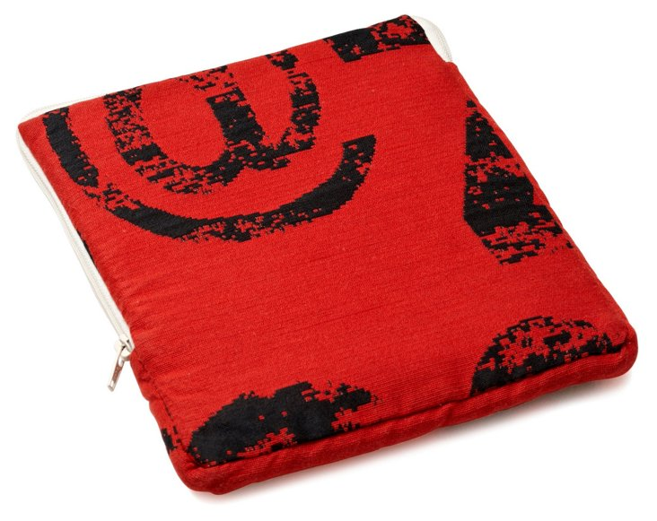 Ready iPad Case, Red