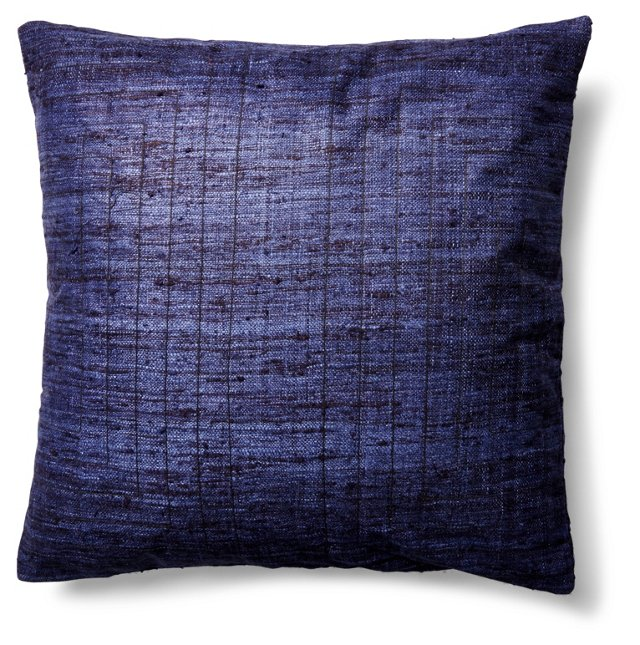Streams Indigo Pillow 20x20