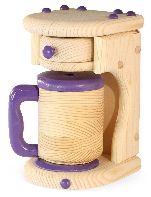 Coffeemaker, Lavender
