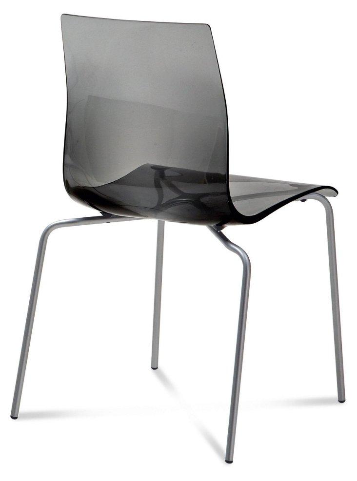 Oscar Chair, Smoke