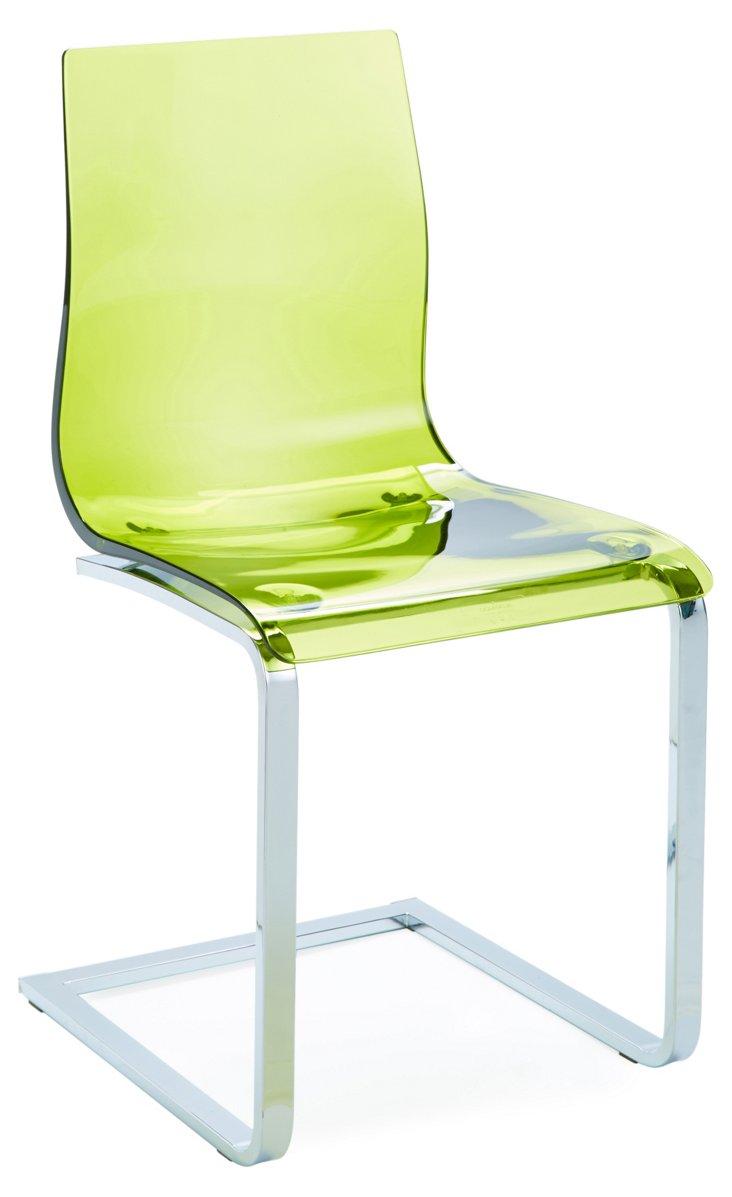 Gel Chair, Green