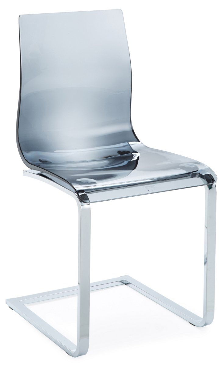 Gel SL Chair, Smoke