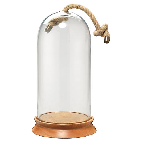 Small Bell Jar, Clear