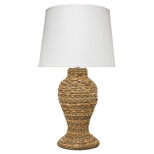 Charter Table Lamp, Natural