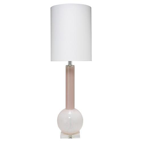 Studio Table Lamp, Petal Pink