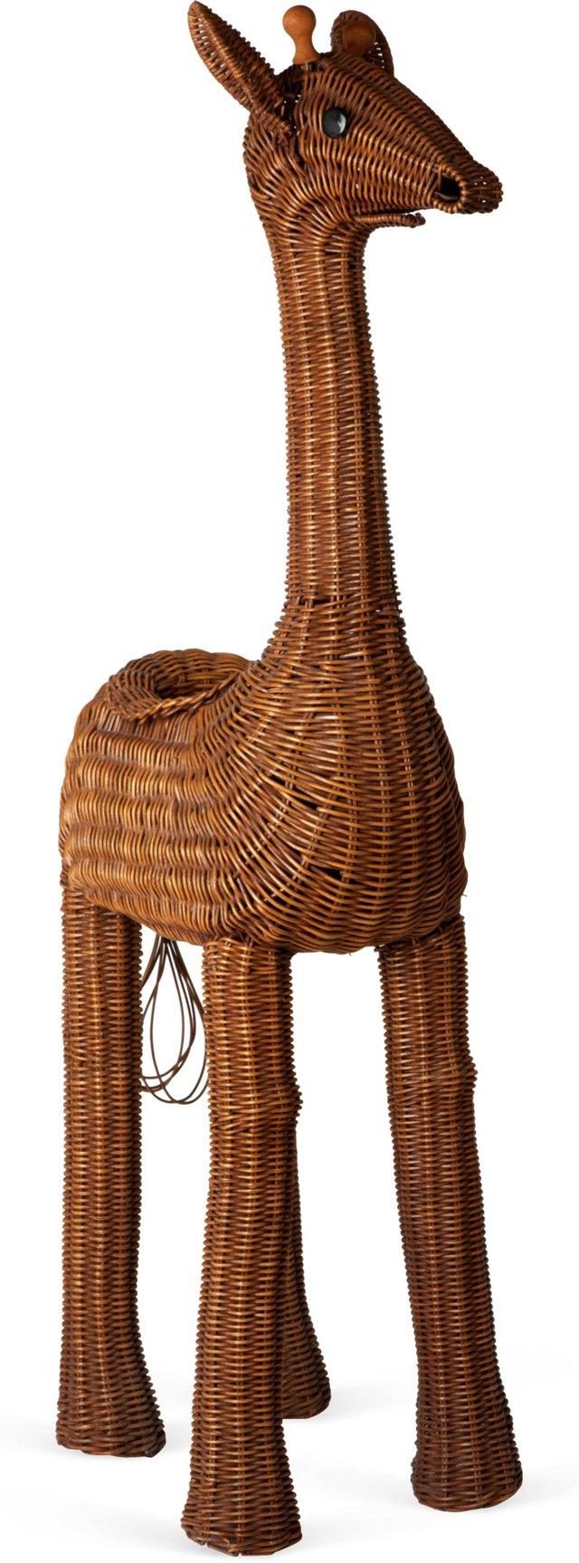 Playful & Fun Giraffe Planter
