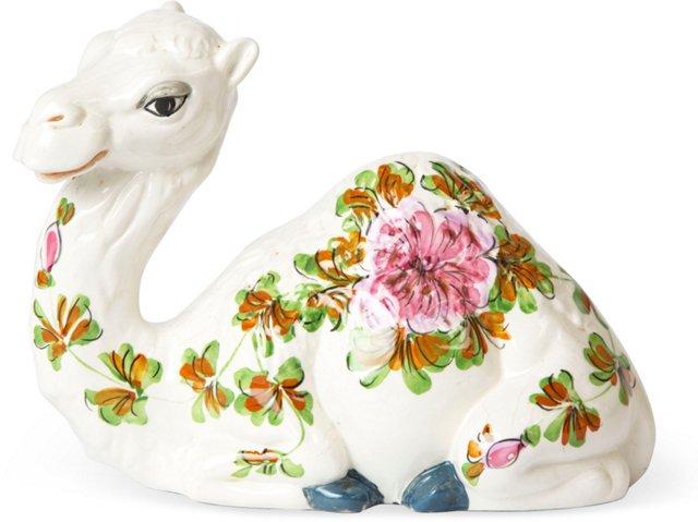 Glorious Ceramic Camel